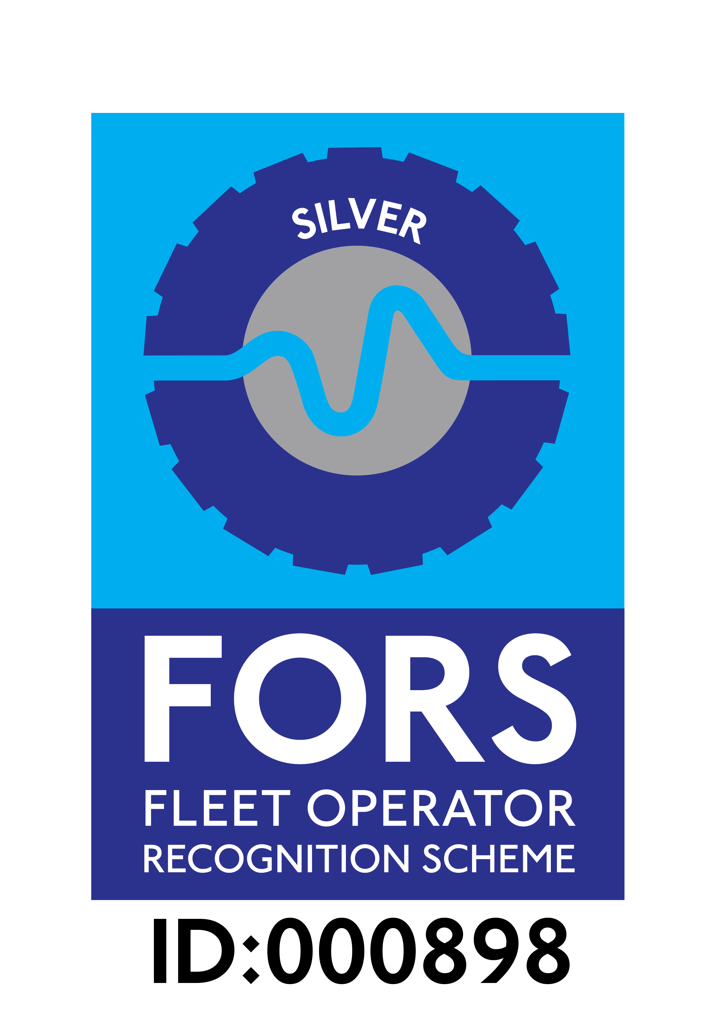 FORS silver logo